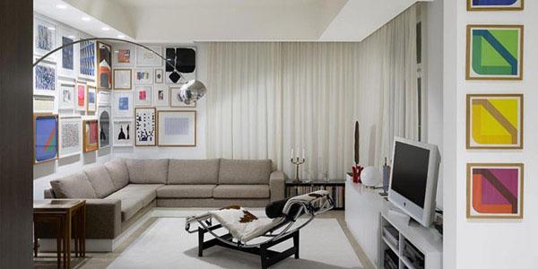 充滿書香和藝術氣息:斯圖加特F5公寓設計