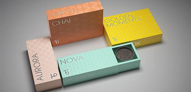 茶品牌和包装设计欣赏