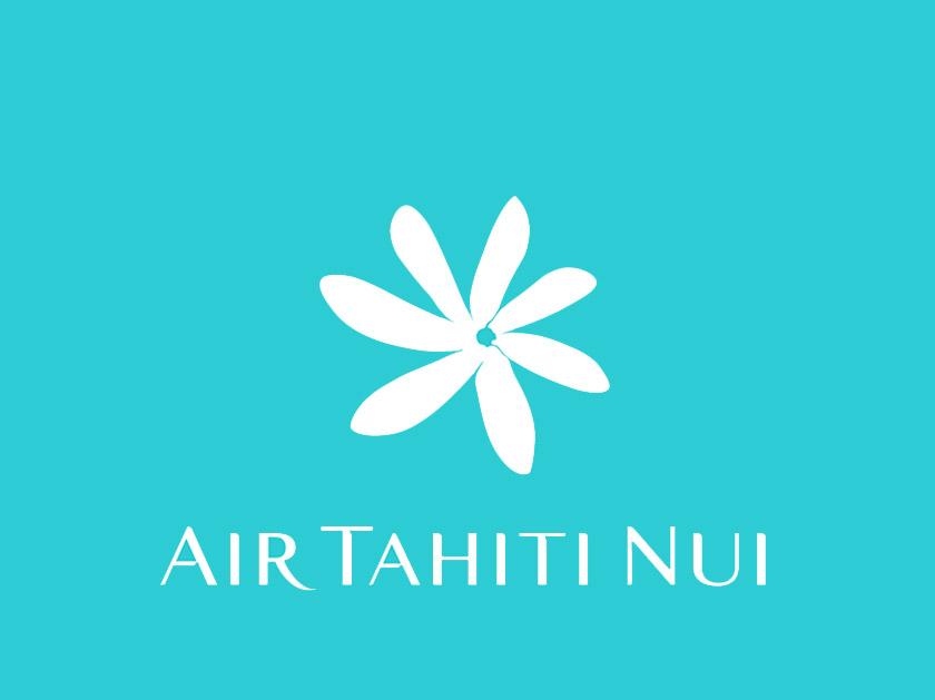 大溪地航空(Air Tahiti Nui)启用新LOGO