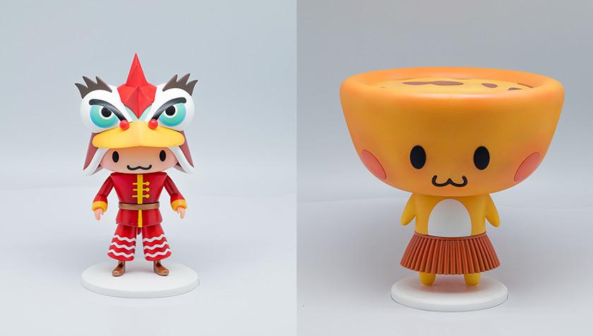 澳门旅游吉祥物正式出炉,您最喜欢哪一个?