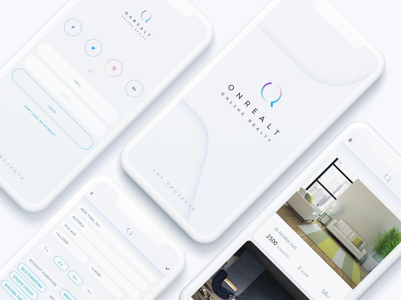 精美的UI & UX设计集锦(4)