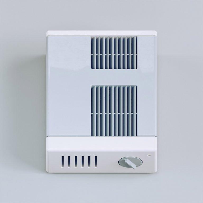 设计师Gao Yang以德国博朗电器为原型创作的字母表