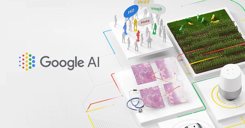 谷歌Research升级为Google AI并启用新LOGO