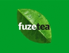 Fuze Tea紅茶更新LOGO包裝和無糖Fresca新包裝