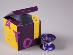 Atomic悠悠球包装设计