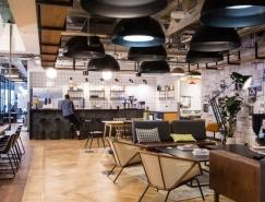 伦敦帕丁顿WEWORK联合办公空间设计