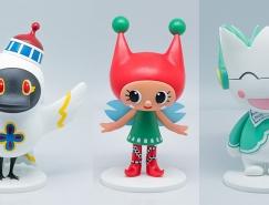 澳門旅遊吉祥物正式出爐,您最喜歡哪一個?