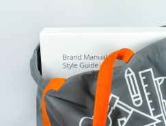 購物網站Allegro品牌視覺設計