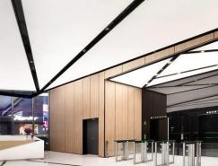 百胜中国YUM CHINA现代风格办公室设计