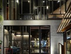 东方元素的越南河内CHI BOUTIQUE精品酒店设计