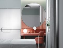 33款漂亮的卧室梳妆台设计