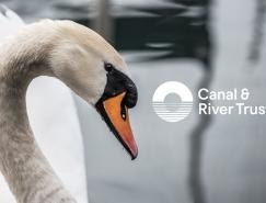 英国维护河流的非营利组织Canal&River Trust更新品牌LOGO