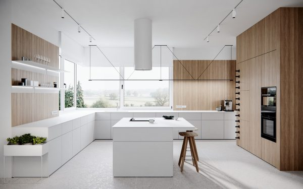 white-l-shaped-kitchen-with-island-600x3