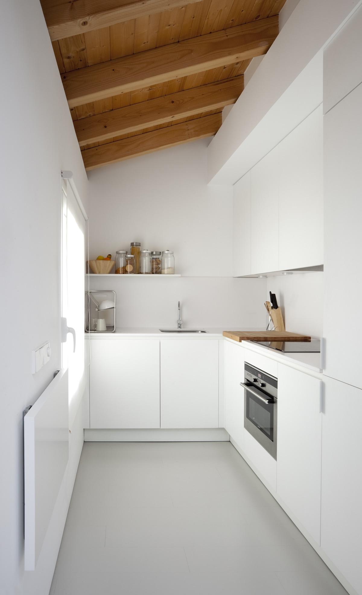 50个漂亮的L型厨房设计