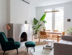 纽约优雅现代风格的公寓,体育投注