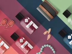Tatera香水包裝設計
