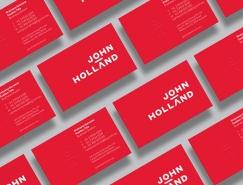 澳洲建筑巨头John Holland品牌升级更新