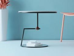 獨特的Seron邊桌設計