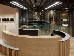 澳大利亚YAMAHA雅马哈新总部设计