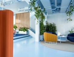 Bakken & Bæck极简北欧风办公空间设计