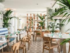 西班牙锡切斯Terramar酒店设计