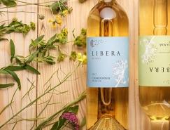 Libera葡萄酒包裝設計