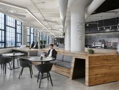 Reebok波士顿总部办公空间设计