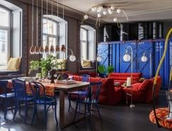 圣彼得堡特色主题民宿兴旺国际娱乐