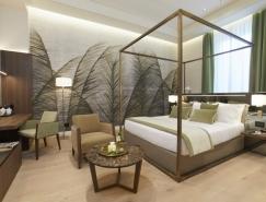 Messori优雅的酒店套房设计