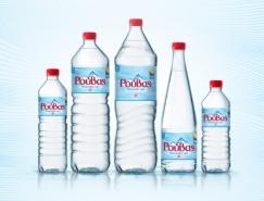 Rouvas矿泉水包装设计