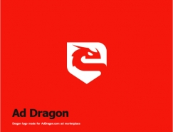 Bodea Daniel负空间logo设计欣赏