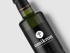 Omikron橄榄油包装设计
