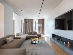 開放式空間打造現代住宅設計