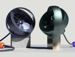 超酷造型的A Fan臺式風扇