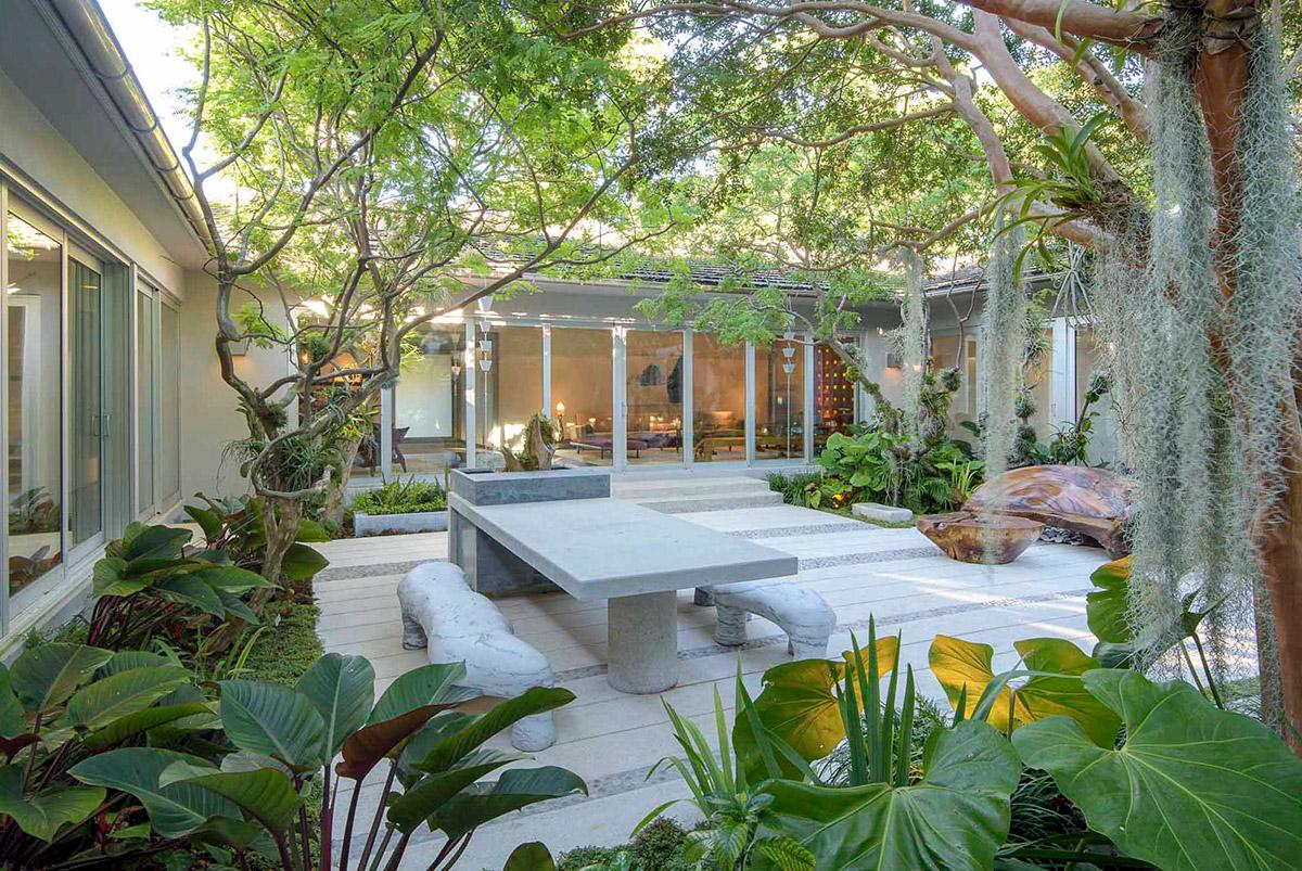 51个令人着迷的漂亮庭院设计 设计之家