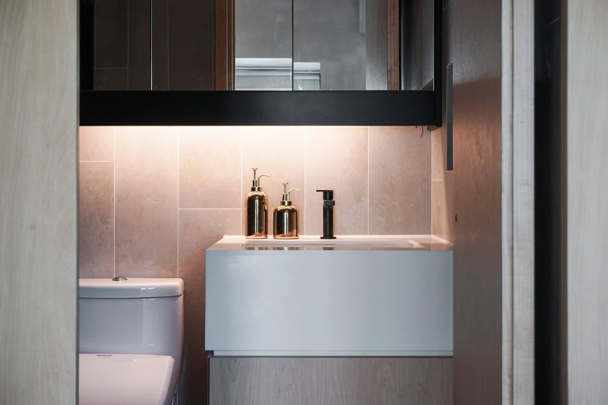香港33平米小公寓改造设计