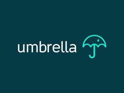 标志设计元素应用实例:雨伞