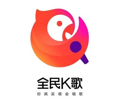 全民K歌推出新版logo,渐变色彩尽显活力