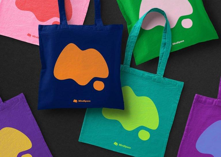 公益组织Mindspace品牌形象设计