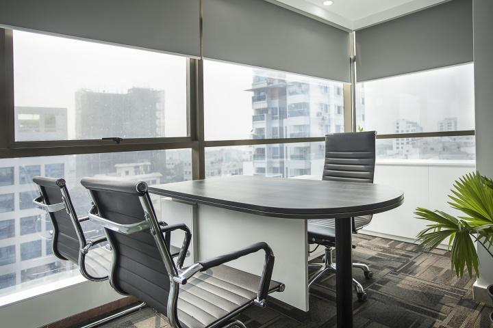 孟加拉国服装代理商Trustex Limited办公室空间设计