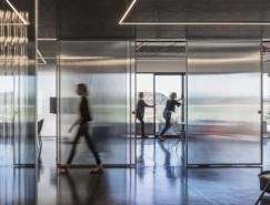 灵活组合人性化的办公室设计 以色列BASIX总部设计