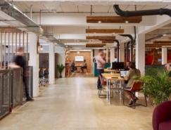 倫敦NEST聯合創意辦公室設計