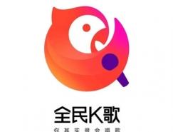 全民K歌推出新版logo,漸變
