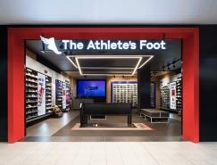 澳大利亚运动鞋零售商The Athlete's Foot品牌形象升