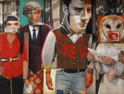 VíctorEscandell绘画和拼贴画作品欣赏
