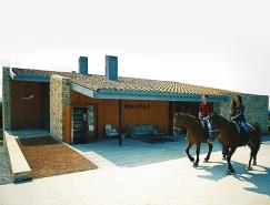 西班牙马术度假酒店NIDITAS视觉识别设计