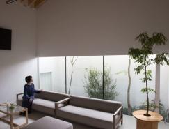 日本爱知县牙科诊所 CLINIC NK空间设计