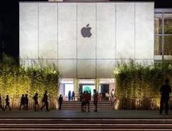 宁静的绿洲 澳门金沙城中心苹果旗舰店设计