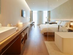 北京MUJI HOTEL无印良品酒店空间设计
