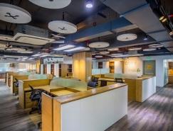 孟加拉国服装代理商Trustex Limited办公室空间设